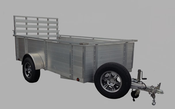 Aluminum Trailer Glendale | We Are A National Manufacturer