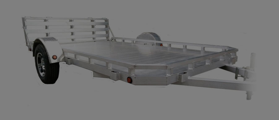 Aluminum Trailer Manufacturer | By Our Products Nationwide