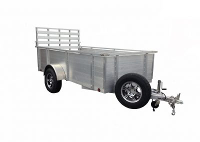 Aluminum Trailer Manufacturer 5X10 30HSS WITH SPARE (1)