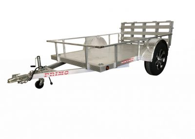 Aluminum Trailer Manufacturer 5x8 Stn