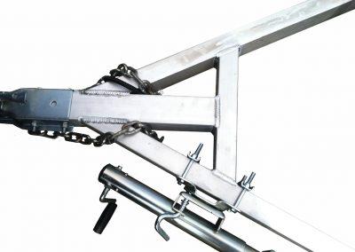 Aluminum Trailer Manufacturer A Frame