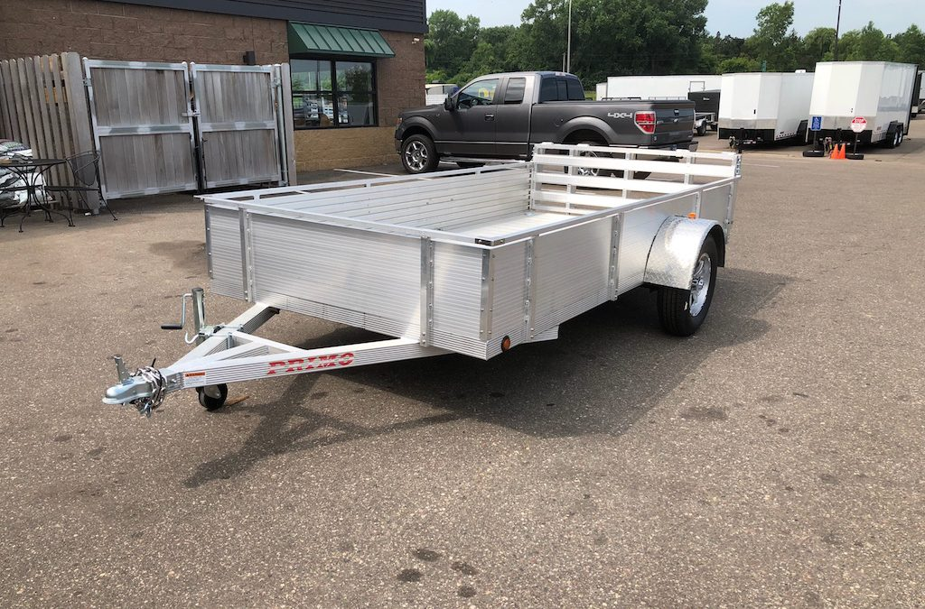 Aluminum Trailer Manufacturer Near Me | Our Trailers Are Made From the Best Materials.