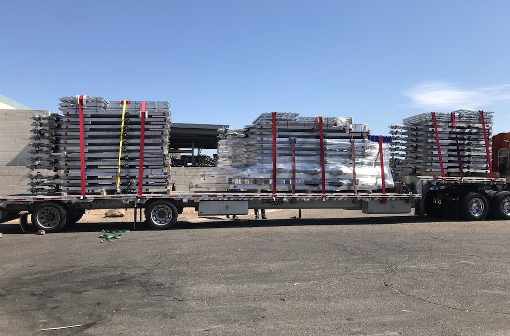Denver Aluminum Trailer