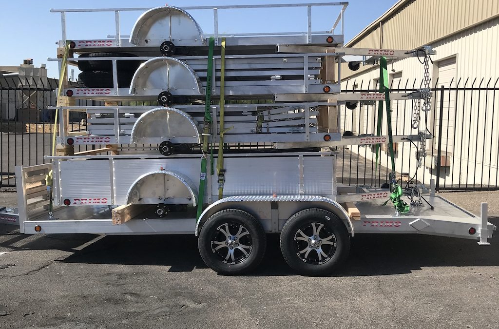 Aluminum Trailer Glendale | What Are These Trailers Made Of?