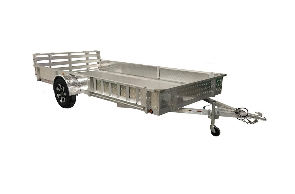 Aluminum Trailer Manufacturer | We Make Trailers
