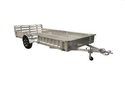 Aluminum Trailer Manufacturer Primo 7x14 Ss 2